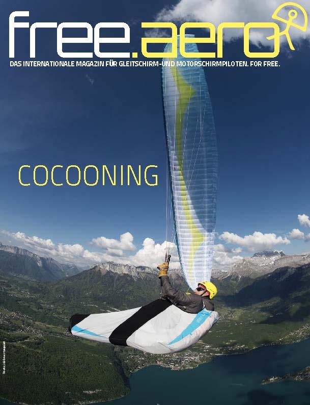 Cocooning Gleitschirm Motorschirm Free Aero Magazin