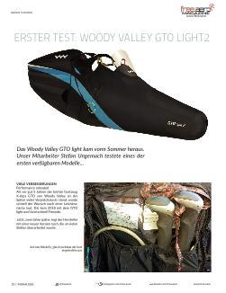 Gleitschirm Motorschirm Free Aero Magazin