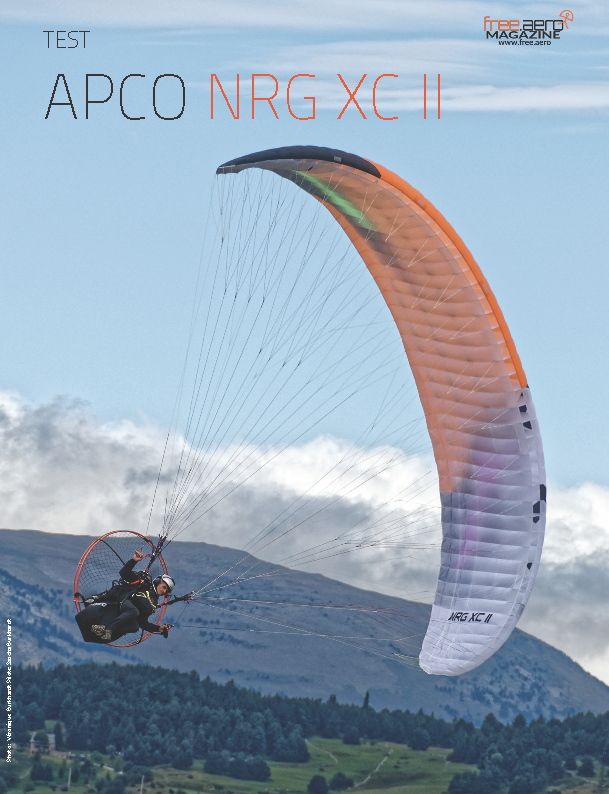 Free Aero, the Worldwide Paragliding and Paramotoring