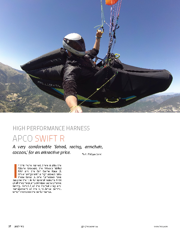 Review Apco Swift R