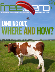 WORLDWIDE PARAGLIDING AND PARAMOTORING MAGAZINE  FOR FREE