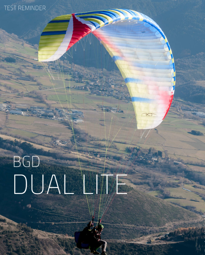 Sharing paragliding and paramotoring 9